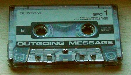 Cassette TapeLoop